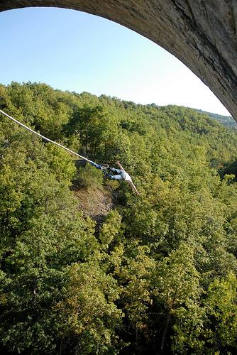 saut parachute photo